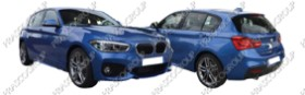 BMW 1 SERIES - F20/F21 - LCI M-TECH Mod.03/15- (BM126)