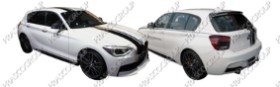 BMW 1 SERIES - F20/F21 M-TECH Mod.02/12-01/15 (BM124)