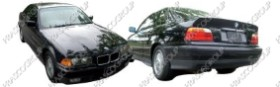 BMW 3 SERIES - E36 COUPE'/CABRIO Mod.12/90-04/98 (BM015)