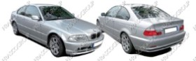 BMW 3 SERIES - E46 COUPE' Mod.09/01-08/03 (BM021)