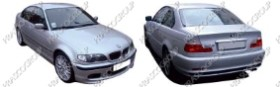 BMW 3 SERIES - E46 M-TECH Mod.09/01-02/05 (BM019)