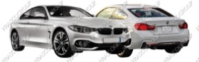BMW 4 SERIES - F32/F33/F82 - COUPE/CABRIO - M-TECH Mod.06/14-02/17 (BM400)