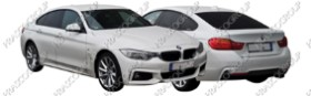 BMW 4 SERIES - F36 - GRAND COUPE - M-TECH Mod.05/15-02/17 (BM402)