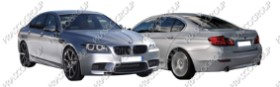 BMW 5 SERIES - F10/F11 LCI - M-TECH Mod.07/13-12/16 (BM051)