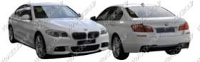 BMW 5 SERIES - F10/F11 M-TECH Mod.04/10-06/13 (BM049)