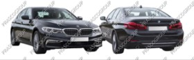 BMW 5 SERIES - G30/G31/F90 M-TECH Mod.03/18- (BM053)