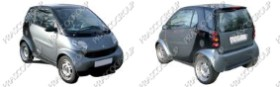 SMART FORTWO Mod.05/02-02/07 (ME304)